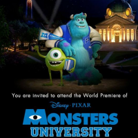 Hollywood Here I Come! I'm Headed to LA for the Monsters University Premiere #MonstersUPremiere