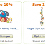 Amazon Baby Coupons