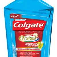 Colgate Total Advanced Pro-Shield Mouthwash Review + $100 Amex Gift Card Giveaway