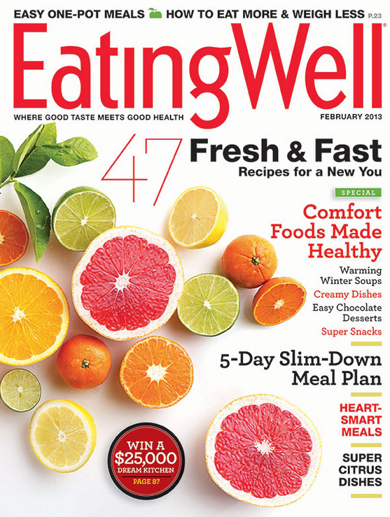 EatingWell Magazine for only $4.95 per year!