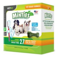 FREE Minties Dog Treats Sample For Sam's Club Members