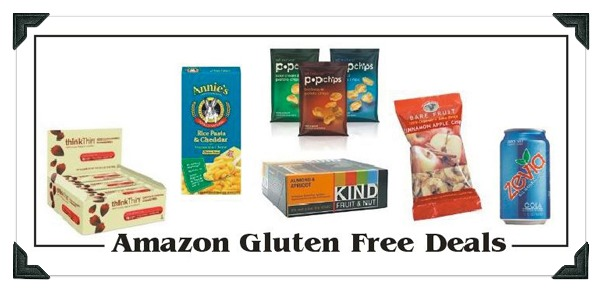 The deal is Spend $15 on participating Gluten Free items and Save $5 Instantly! We can pick up a combination of 4 of the Glutino Snack Items, and The Udi's Gluten Free Bread all priced at $ each.