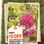 Home Depot Garden Club