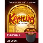 Kahlua Keurig Kcups 24 Count Box for $11.99