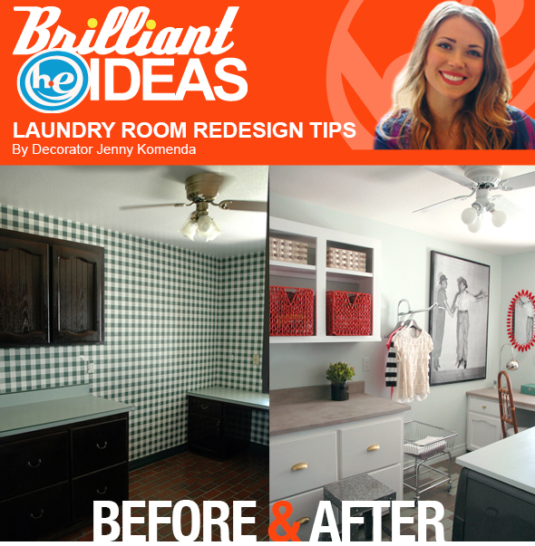 Laundry Room Tips