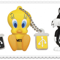 Looney Tunes Flash Drives For $6.99 Each Shipped