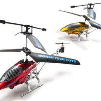 Micro Gamma Helicopter 2-Pack For $29.99