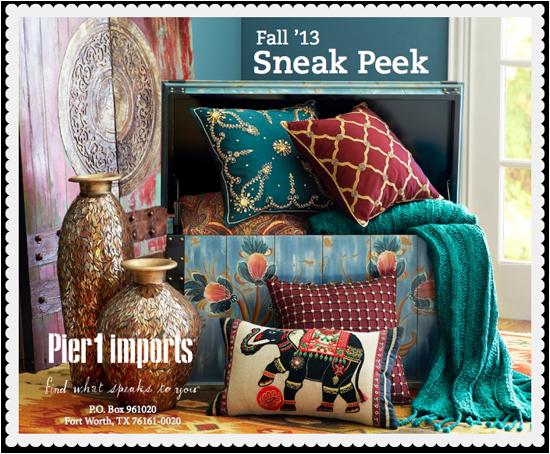 pier 1 imports one day sale shesaved. Black Bedroom Furniture Sets. Home Design Ideas