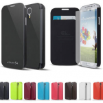 Samsung Galaxy S4 Cover Case with ID Slot $4.99