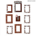 Self Adhesive Frame Wall Decals For $4.99