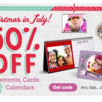 Walgreens Photo Coupon | 50% OFF Ornaments, Cards & Calendars
