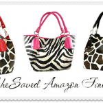 Animal Print Purses As Low As $15.49