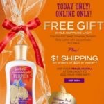 Bath And Body Works | FREE Sweet or Sexy Body Lotion