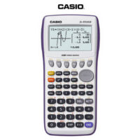 Casio Graphing Calculator For $29.99
