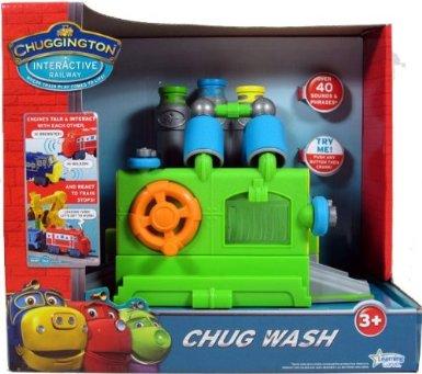Chug Wash - Chuggington Wiki |Chuggington Train Wash