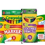 Crayola Back to School Sweepstakes