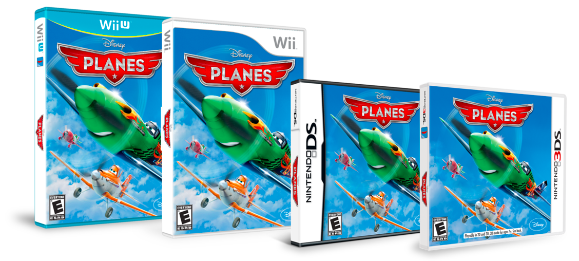 Good Wii U Games : Disney planes video games disneyplanesevent wii