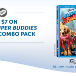 Disney Super Buddies Coupon