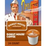 Donut House Coffee Kcups  | 24 Count For $11.99