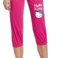 Hello Kitty Womens Capris For $5.93 Shipped