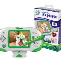 LeapFrog Camera and Video Recorder For $11.10 Shipped