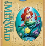 Disney's The Little Mermaid Diamond Edition Blu-Ray Combo Review + Giveaway