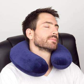 memory foam travel pillow for 599