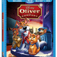 Disney's Oliver and Company Blu-ray DVD Review