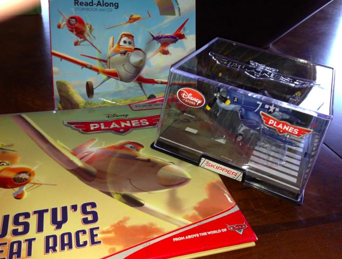 Planes Books