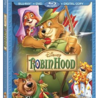 Robin Hood: 40th Anniversary Edition DVD Review