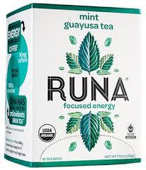 FREE Runa Guayusa Tea Sample
