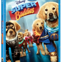 Disney Super Buddies Blu-Ray DVD Review + Giveaway!!