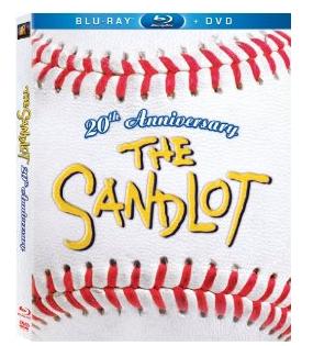 The Sandlot 20th Anniversary Edition Blu-ray