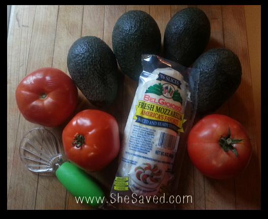 avocado ingred