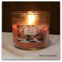 Bath And Body Works | FREE Harvest Candle With Purchase