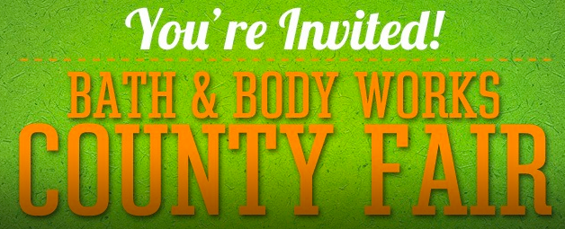 Bath & Body Works Country Fair  | FREE Gift On 9/21/13