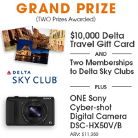 Best Buy Sony Dream Vacation Sweepstakes