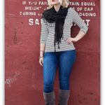 Cents of Style | Boots & Scarf For $32.95 Shipped