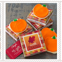 Cheryls | Fall & Pumpkin Cookie Greetings As Low As $5 Shipped