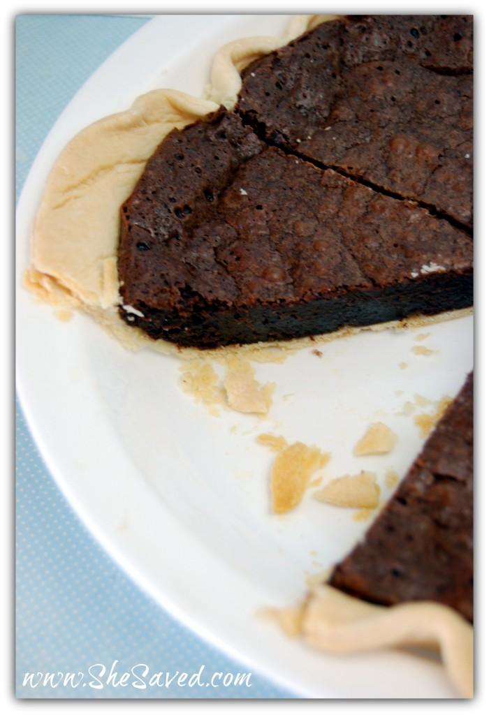 Chocolate Pie 1