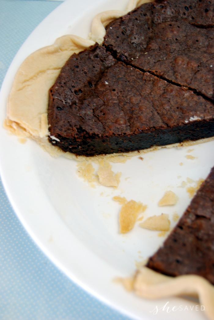 Chocolate Pie Homemade