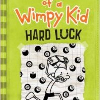 Diary of a Wimpy Kid Hard Luck For $8.11 Shipped