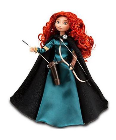 Disney Brave Princess Merida Doll