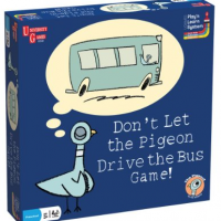 Don't Let the Pigeon Drive the Bus Game For $10.44 Shipped