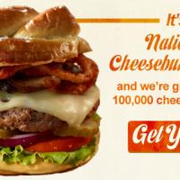 FREE Burger At Ruby Tuesday