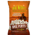 FREE Real McCoys Rice Puffs