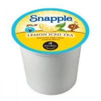 FREE Snapple Brew Over Ice KCup Sample