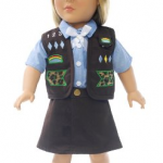 Girl Scout Doll Clothes For American Girl Dolls