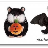 Halloween Webkinz As Low As $4.99 Shipped