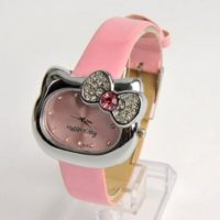 Hello Kitty Girls Watch For $3.29 Shipped